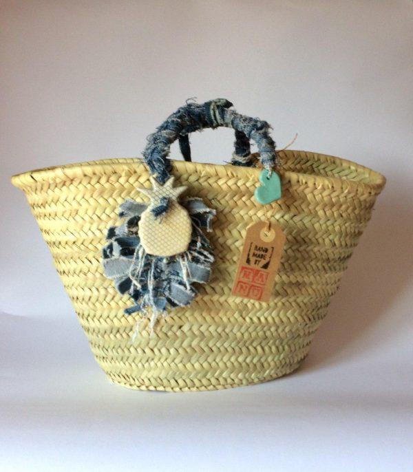 borsa di paglia Miss Tropical