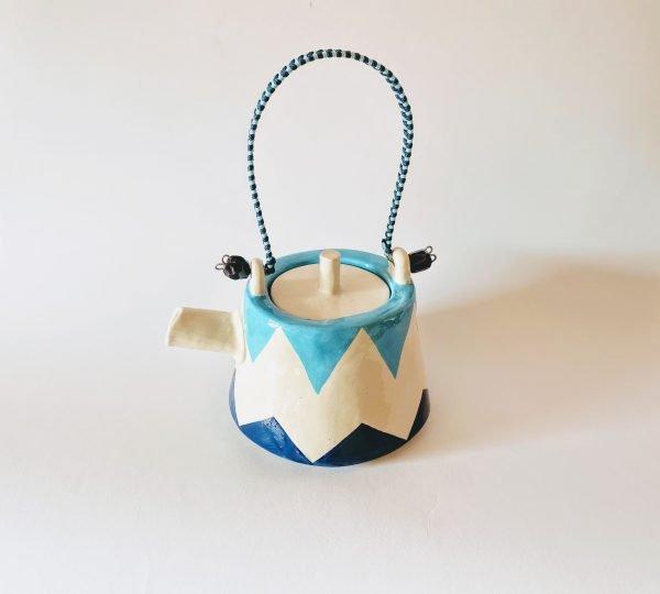 teiera in ceramica Armatèmi